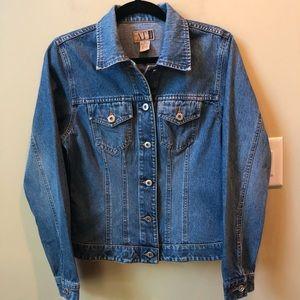 Ann Taylor denim jacket size small